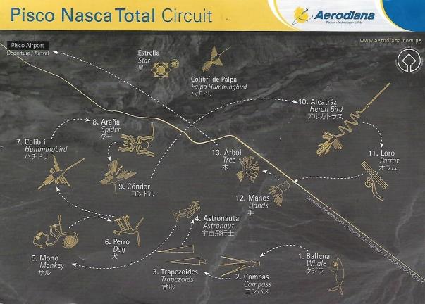 Nazca Map
